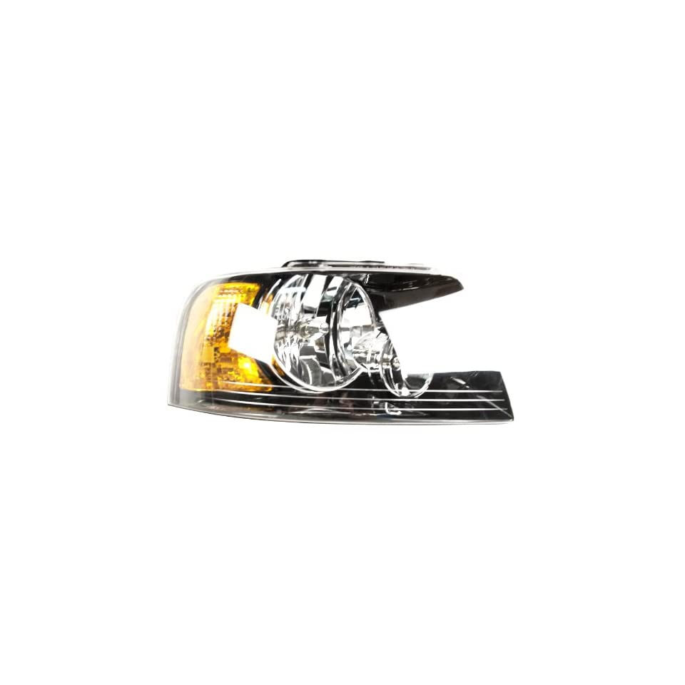 OE Replacement Ford Expedition Passenger Side Headlight Assembly Composite (Partslink Number FO2503198)