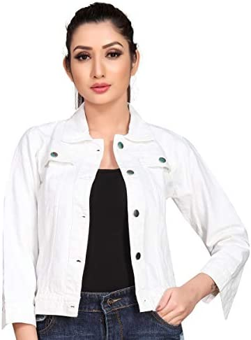 LX PRODUCTS Women's Solid Regular Jacket