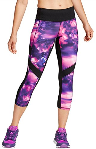 Masked Brand C9 Champion Women's Freedom Capri Leggings (X-Large, - Brand C9