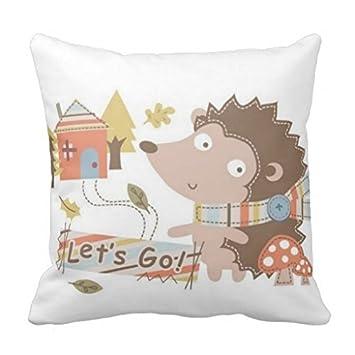 Amazon.com: TUC GGH Generic Cotton Linen Square Decorative ...