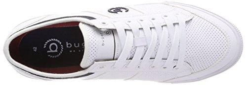 321493015900 Weiß Herren White Sneaker Bugatti wXUOPxq75O