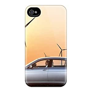 High Impact Dirt/shock Proof Cases Covers For Iphone 6 (bmw 7 Series Hydrogen Side View)