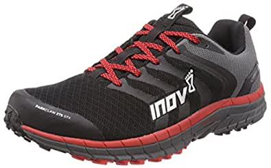 Inov-8 2017 Men's Parklaw 275 GTX Running Shoe - Black/Red - 000638-BKRD-S-01 (Black/Red - M8 / W9.5)