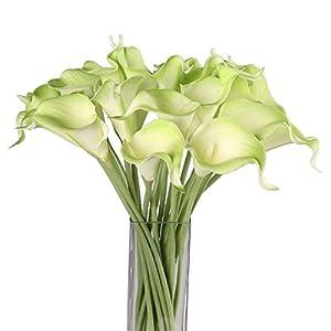 realistic silk flowers