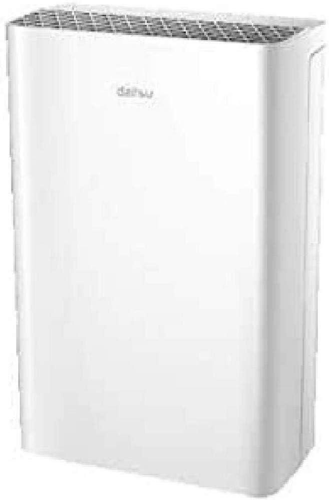 Daitsu 3NDA0031 Purificador de Aire CADR-118, Generador de Iones, elimina 100% humo del tabaco, elimina el 99% de Polvo y otras partículas en el aire