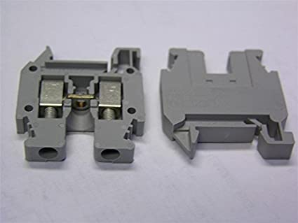 15 Phoenix Contact MBK 3/E-Z Mini DIN Terminal Blocks