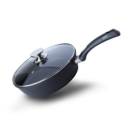 Berndes 697348 SignoCast Classic 11-Inch, 4-Quart Non-Stick Sauté Pan with Lid by Berndes
