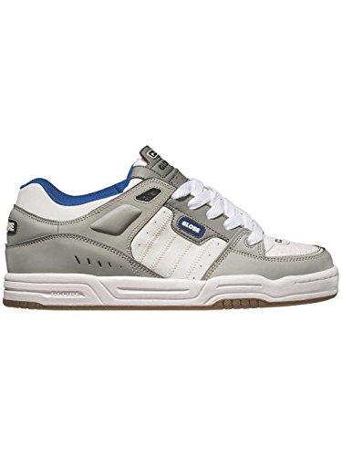 Globe Zapatos Fusion Gris-Azul-Blanco