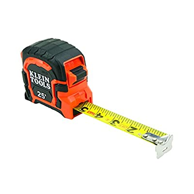 Klein Tools 86216 Double Hook Magnetic Tape Measure by Klein Tools