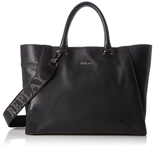 black Donna Fw3738 Cm Polso b 10 a3127 000 Nero Da X Replay T 5x33x25 Borsette H xY7dw8Pa8q