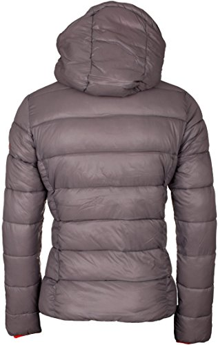 Womens Jacket nbsp;°F anthrazit Winter Down Jacket KUD001 4 hell Quilted nbsp;Model TwC1qRxaca