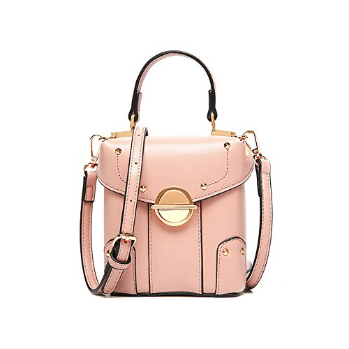 Casual Borsa Dating A Messenger Donna Da Pink Shopping Handbag Wild Mini Moda Quadrata Bag Tracolla Simple Ladies Piccola rrw4zx