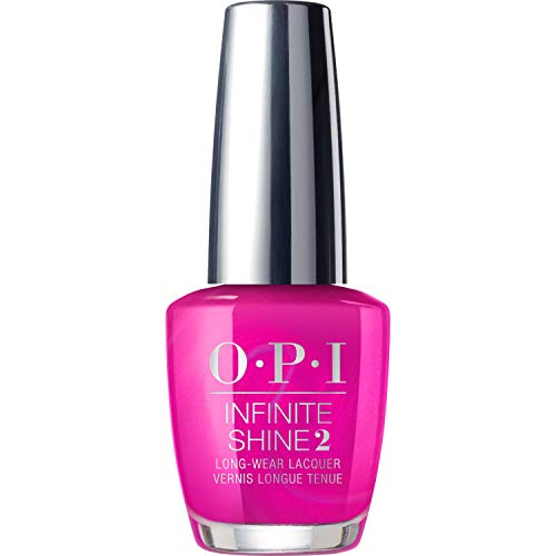 OPI Infinite Shine Nail Polish, All Your Dreams In Vending Machines, 0.5 Fluid Ounce (Glow In The Dark Nail Polish Opi)