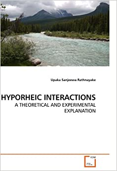 HYPORHEIC INTERACTIONS: A THEORETICAL AND EXPERIMENTAL EXPLANATION