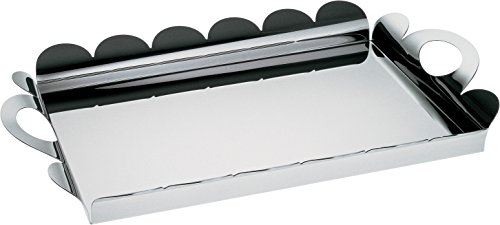 Alessi Rectangular Tray - Alessi AM02