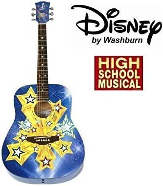 Disney High School Musical hmda 34 a 3/4 Guitarra acústica para Teen: Amazon.es: Instrumentos musicales