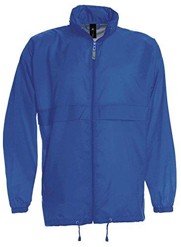 Cobalto C Air De Y amp;c Azul B Collection Chaqueta B Windbreaker fwvIXw