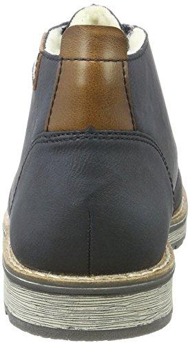 Mogano Rieker Zipper boots M mogano lake Lake mens gg0qSw6