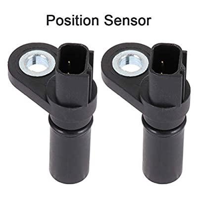 AUTOMUTO Camshaft Position Sensor 2PCS Fit For 2000-2004 2006-2011 Ford Crown Victoria 2003-2008 Ford E-150 PC643: Automotive
