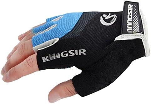 AHATECH- Guantes de ciclismo para bicicleta de montaña, guantes de ...