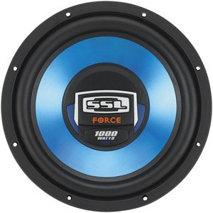Soundstorm FD12 12-Inch Force Dual Voice Coil Subwoofer