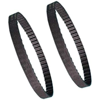 2 NEW DRIVE BELTS MADE IN USA REPLACES SEARS CRAFTSMAN 315.117920 SANDER BELT