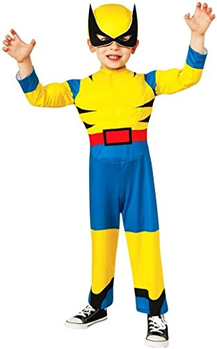 X?men Wolverine Muscle Toddler Costume (Wolverine Muscle Costume)