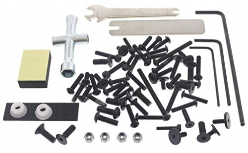 Traxxas Stampede 2WD VXL * SCREWS & TOOL Kit * Allen Wrench Nuts Bolts Clips