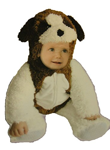 TOTALLY GHOUL ST BERNARD HALLOWEEN COSTUME SIZE: 6-12 -
