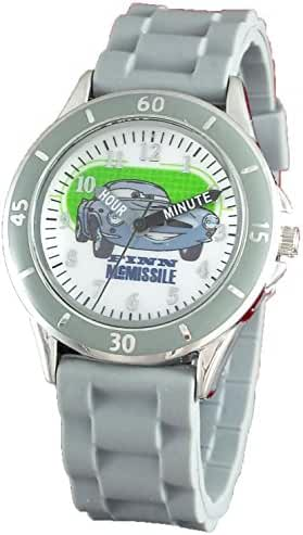 Disney Cars Finn Mcmissile Kid's Time Teacher Watch CZ1048