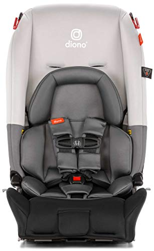 Diono Radian 3RX Convertible Car Seat, Light Grey