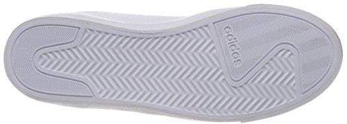 Daily Femme Gridos ftwbla Blanc 000 Qt Clean Adidas De Fitness Chaussures Ftwbla Oqw6S1