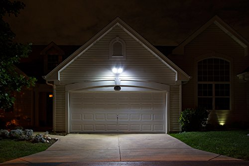 Motion Activated LED Security Light