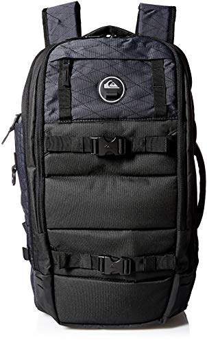 (Quiksilver Men's BARRAKADE Backpack, black 1SZ)