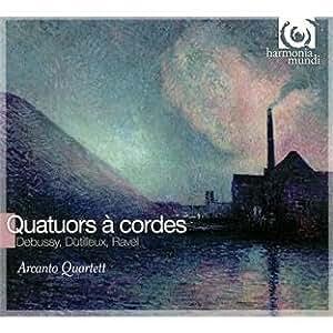 Cuartetos De Cuerda (Debussy)