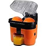 عصاره يدويه بلاستيك من كليكون ، لون برتقالي - رقم الموديل CK2258