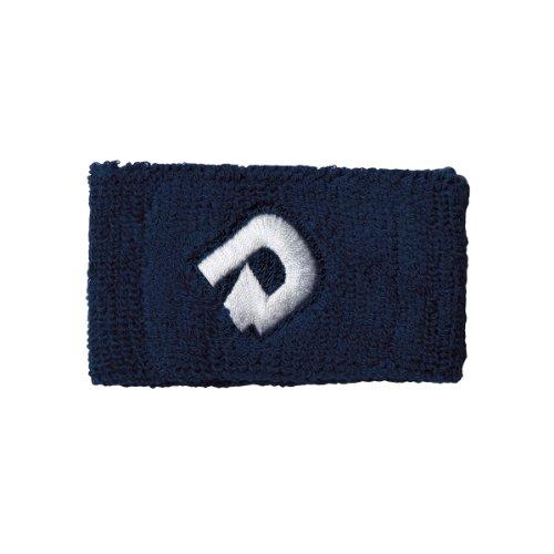 (DeMarini Wristband (Navy, 2-Inch))