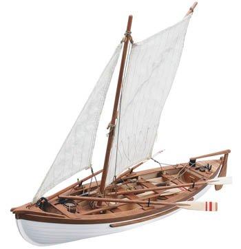 [Latina 19018 Providence New England's Whale Boat] (Artesania Latina Model Boats)