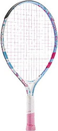BABOLAT B'Fly 19 Junior Tennis Racquet, Light Pink (Babolat Light)