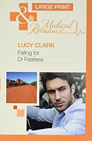 book cover of Falling for Dr Fearless