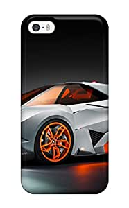 Best 4185595K18004966 New Diy Design Lamborghini Egoista Concept Car For Iphone 5/5s Cases Comfortable For Lovers And Friends For Christmas Gifts