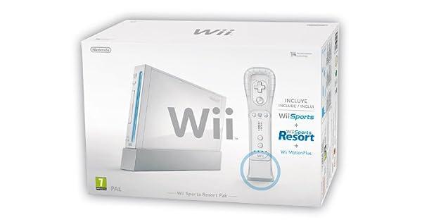 Wii Sports Pak [Importación francesa]: Amazon.es: Videojuegos