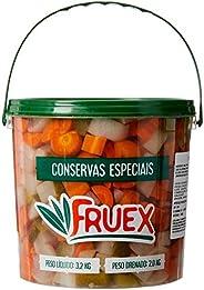 BALDE PICLES (DRENADO 2 kg) 3.2 kg, Fruex