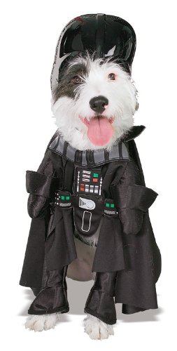 Star Wars Darth Vader Pet Costume, Extra Large