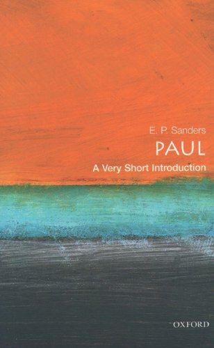 Paul: A Very Short Introduction (Very Short Introductions Book 42) (Section 11 Wrestling)