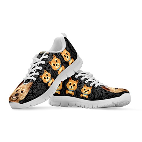Norwich Running Shoes Your Sneakers Breed Shoetup Terrier Choose Women's Print Dog Casual xqww1gvn