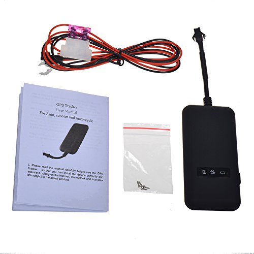 Amazon.com: Mini GPS Tracker TK110 Quad Band GSM/GPRS/GPS ...