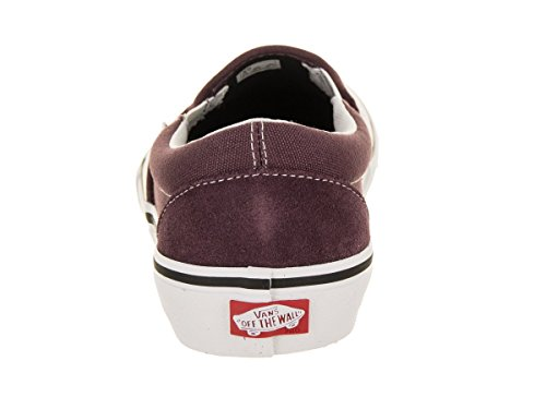 Pro 2018 White Vans on Wine Spring Slip Raisin 1qxnfwESA