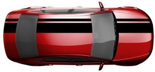 Viperstreifen 28 X 500 Cm Viper Rallystreifen Rennstreifen Autoaufkleber 2n003 Farbe Königsblau Matt Viper Größe 28cm X 500cm Küche Haushalt