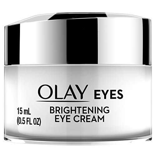 Eye Cream by Olay, Brightening Cream for Dark Circles & wrinkles, 0.5 Fl Oz ()